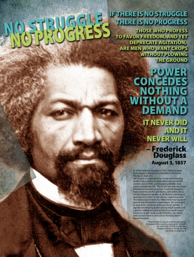 frederick douglasss views on the possession of power Review of narrative of the life of frederick douglass frederick douglass was  born in tuckahoe,  frederick douglass's views on the possession of power.
