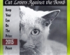 Cat Lovers Against the Bomb 2015 Calendar