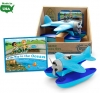 Green Toys Seaplane Safe Seas Set