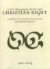 LET'S DIALOGUE WITH THE CHRISTIAN RIGHT: A Syllabus of Strategies, Moral Values, and Biblical Citations
