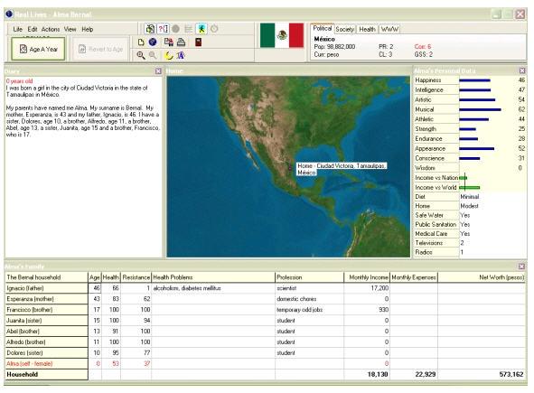 GatewayRedbirds com • View topic - Real Lives 2007 Life Simulator