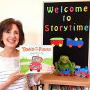 Ms. Sharon's storytime