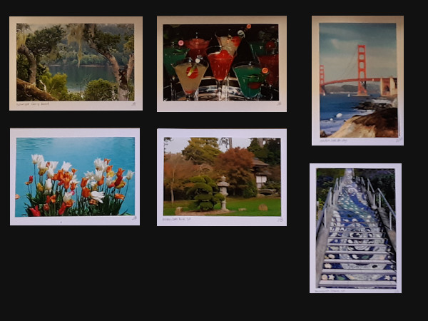 A few of Jeanne Barret's photos