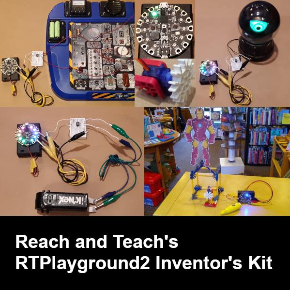 RTPlayground2 Inventor's Kit
